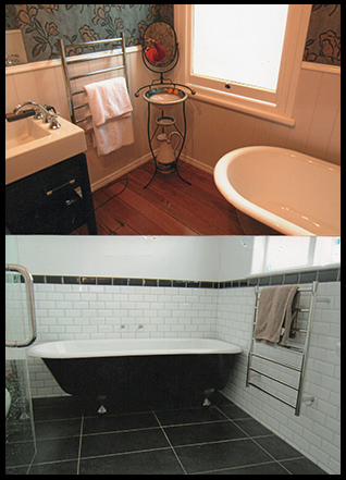 images of antique claw foot baths rennovated